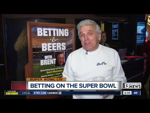 Big Bets Placed On Super Bowl Sunday.