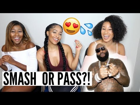 CELEBRITY SMASH OR PASS?!!!