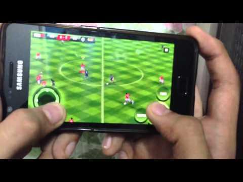 Samsung Galaxy S2 Android 4.2.2 Gaming
