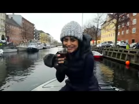 Copenhagen Canal Boat Tours, Denmark - Travel with Shenaz