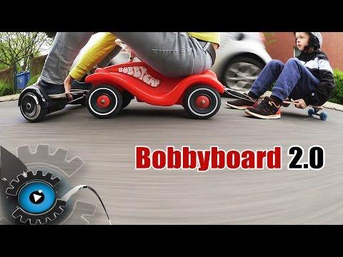 bauanleitung bobbycar mit motor motorbobbycar doovi. Black Bedroom Furniture Sets. Home Design Ideas