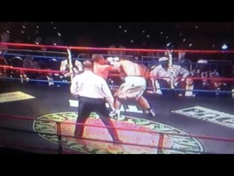 Anthony lights out smith Knocks out Reynaldo Gaine