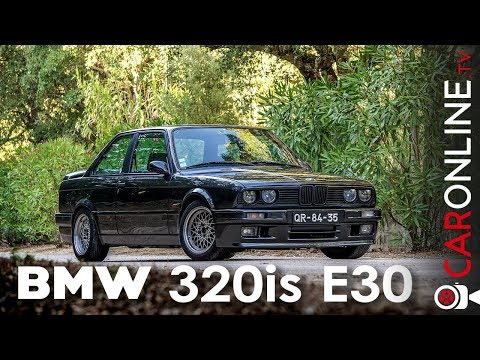 BMW 320is E30 S14 é o M3 LowCost [Review Portugal]