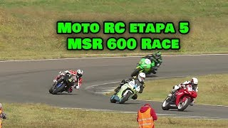 MotoRC etapa 5 MSR 600 Race- RoSBK Rookies 600 30 septembrie 2018