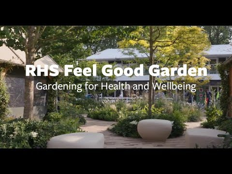 Gardening for health and wellbeing   RHS Feel Good Garden   Royal Horticultural Society