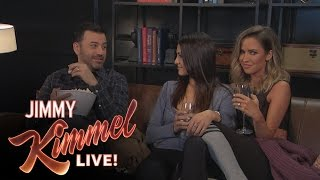 Bachelor Watch Party with Jimmy Kimmel, Andi Dorfman and Kaitlyn Bristowe