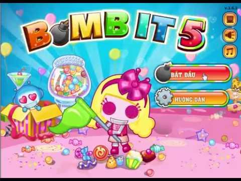 Game Đặt boom IT 5 - Trò chơi Đặt bom IT 5 cực kỳ chiến thuật
