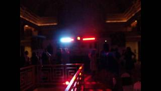 wedding with uplighting, gobo projector and video  2-2-10.wmv