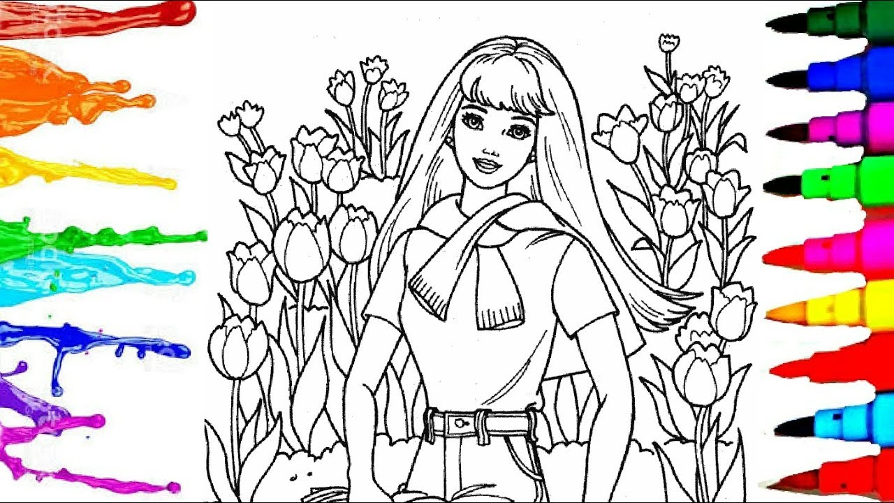 mattel free coloring pages - photo#37