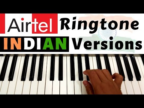 Airtel Ringtone   In Diffrent States Of India   Rajasthan, Gujarat, Punjab, South India