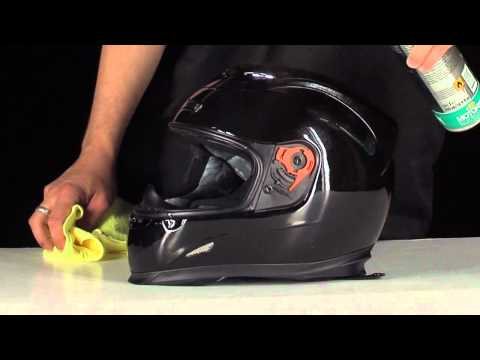 ICON Motorcycle Helmet Care & Cleaning
