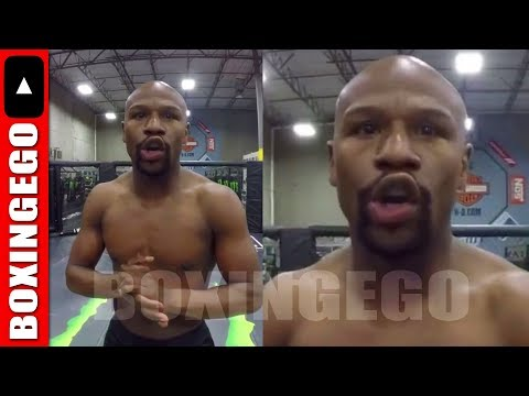 """(WOW!) FLOYD MAYWEATHER: """"2018 FLOYD 'MONEY' MAYWEATHER MMA WHAT ARE THE ODDS?"""""""