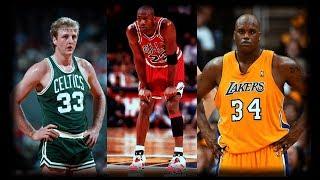Как легендарные игроки NBA выглядели бы в нынешнем баскетболе | НБА Разбор