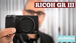 Ricoh GR III, ¿la compacta definitiva para 'street photo'? Primeras impresiones