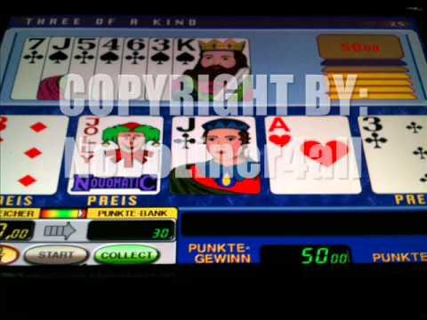 NoVoLiner4all - Strategien,Tipps& Tricks - System 1 : American Poker