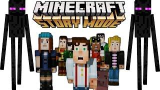 Minecraft Hikaye Modu - 7. Bölüm: Türkçe Altyazılı