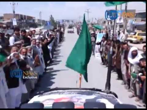 Hekmatyar Arrives in Kabul after 21 Years