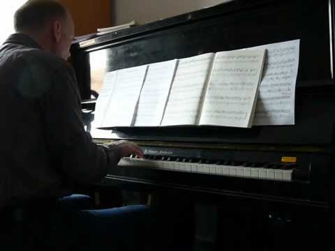 Wade in the Water, Piano solo