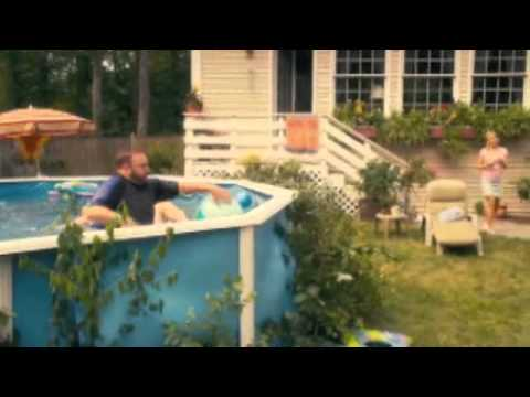 Grown ups  2010 Kevin James breaks pool