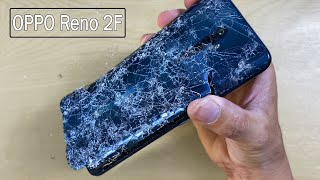 Destroyed OPPO Reno 2F Restoration | Rebuild Broken Phone