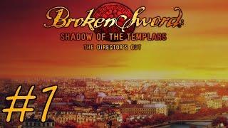 Broken Sword: Shadow of the Templars – Director's Cut Walkthrough part 1