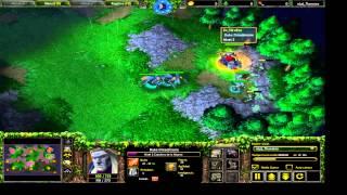 WARCRAFT III: Sexto Torneo, Roderic Vs Nirv4na (FINAL)