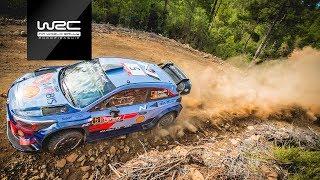 WRC - Rally Turkey 2018: Shakedown Highlights