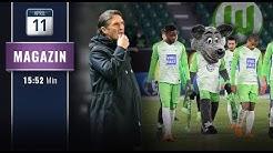 Kader-Planspiele 2018/19: VfL Wolfsburg im Fokus