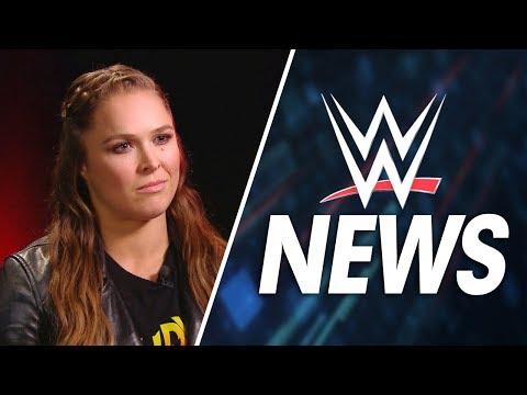 WWE NEWS - RONDA ROUSEY DE RETOUR PROCHAINEMENT SELON TRIPLE H