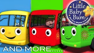 Wheels On The Bus More Nursery Rhymes and Kids Songs  Baby Songs By Little Baby Bum LIVE