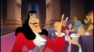 Last to Know Frollo/Odette, Hook/Cinderella Disney Crossover