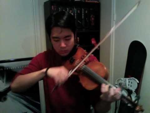 Halo Theme on Violin