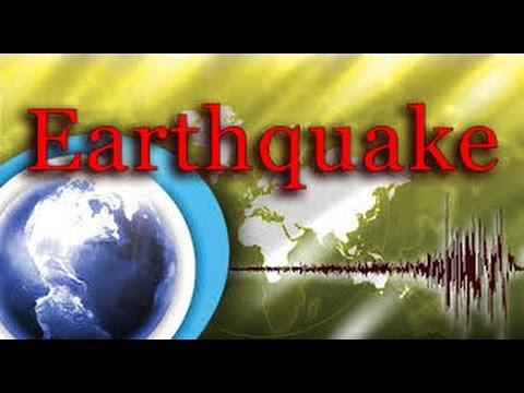 EARTHQUAKES 6.9 FIJI - 6.4 TONGA...