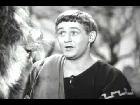 Androcles And The Lion Trailer 1952