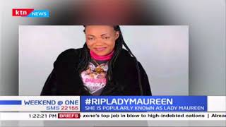#RIPLADYMAUREEN: Several leaders mourn Ohangla musician Maureen Achieng after she passed on