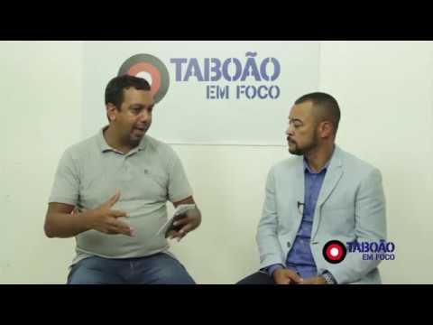 Entrevista com o vereador Professor Moreira, de Taboão da Serra
