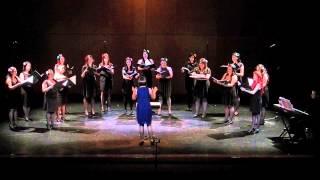 lift thine eyes felix mendelssohn bartholdy voces femeninas del coro filarmónico juvenil ofb