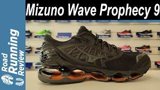 mizuno wave prophecy 9
