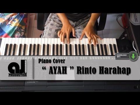 AYAH - RINTO HARAHAP ( Piano Cover By AJ ) 2016