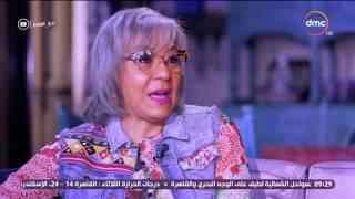 ناهد فريد شوقي عن هدى سلطان: والدتي كانت حاسمة وفريد شوقي كان بيترعب منها