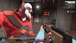 Team Fortress 2: Redsun's Instagib gamemode!