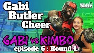 Gabi Vs. Kimbo | Ep.6 Round 1 | Gabi Butler Cheer