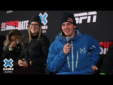 Opening Press Conference | X Games Aspen 2019