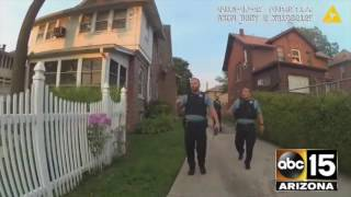 VERY UPSETTING! CAUTION! Discretion Advised: Chicago PD Bodycam of Paul O'Neal Shooting - GRAPHIC