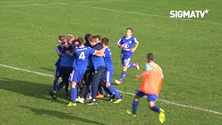 SK Sigma Olomouc U16 - FC Baník Ostrava U16 6:2