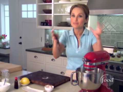 Giada's Almond Blueberry Butter Cookie | Food Network - YouTube