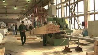 Производство клееного бруса КЛМ-Арт(, 2011-02-21T11:53:22.000Z)