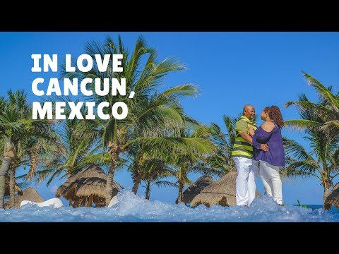 Celebrating Our Wedding Anniversary - Cancun, Mexico