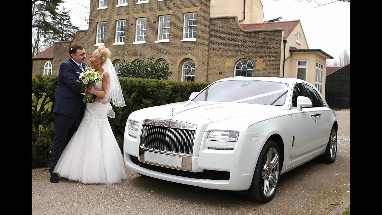 Wedding Car Hire Essex London Hertfordshire Kent Abbey Weddings