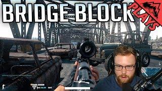 BRIDGE TRAP - PlayerUnknown